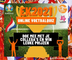 De twaalfde Man EK quiz